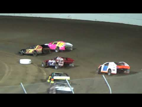 Grays Harbor Raceway, 19th Annual NW Modified Nationals, Night 2, Modified A-Main