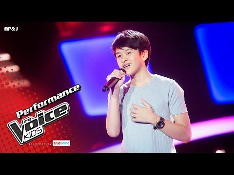ไฟว์ - Me & Mrs. Jones - Blind Auditions - The Voice Kids Thailand - 14 May 2017