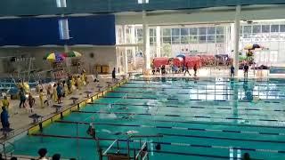Publication Date: 2018-10-25 | Video Title: 福德學校,2018~19 九北學界游泳比賽,男子4×50接力