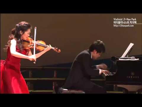 바이올리니스트 박지혜 핸델 사라방드 haendel sarabande Ji-Hae Park