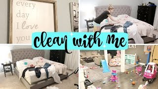 CLEAN WITH ME 2018   CLEANING MY BEDROOM   MAJOR NIGHT TIME CLEANING MOTIVATION