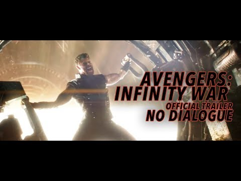 Avengers: Infinity War Trailer [MUSIC ONLY] | recreated by MIMIC
