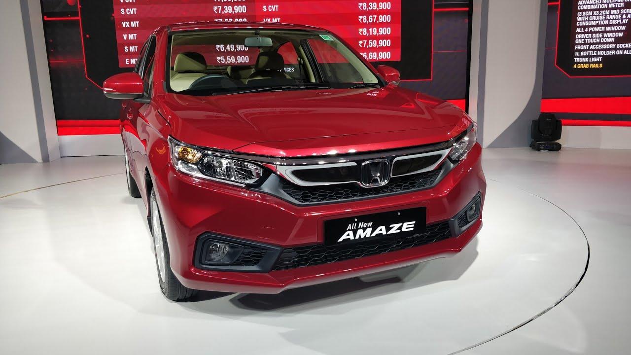 Honda Amaze 2018 Full Detailed Review Best Car Under 10 Lakhs