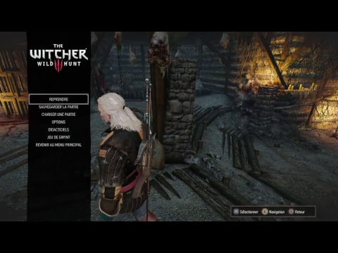 [LIVE] The Witcher 3 - Diffusion PS4