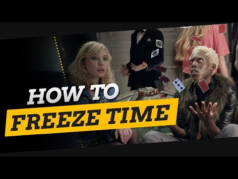 HOW TO FREEZE TIME ? - TUTORIAL