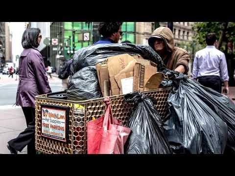 San Francisco Homeless Mess - 2018