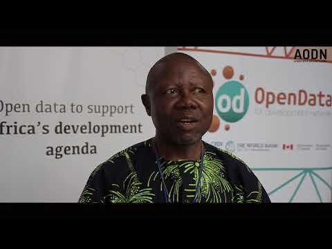 Dozie Ezigbalike – Chief Data Technology Section, Africa Centre for Statistics, UNECA, Ethiopia