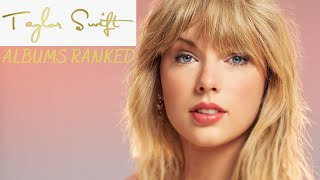 Taylor Swift ALBUM RANKINGS (S2)