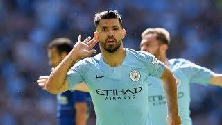 Arsenal Vs Manchester City: How to stop Sergio Aguero (TACTICS BOARD)
