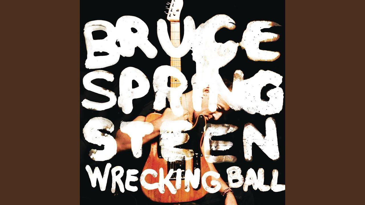 Bruce Springsteen Lyrics: LAND OF HOPE AND DREAMS [Album