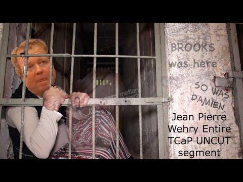 Jean Pierre Wehry Uncut Predator Footage