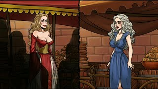 Download Game of whores | princess vs unknown women