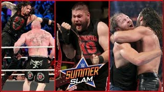 WWE SummerSlam- August 19, 2018 Highlights Preview | SummerSlam 19/08/2018 Highlights