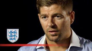 Steven gerrard on his international career - full interview | fatv news