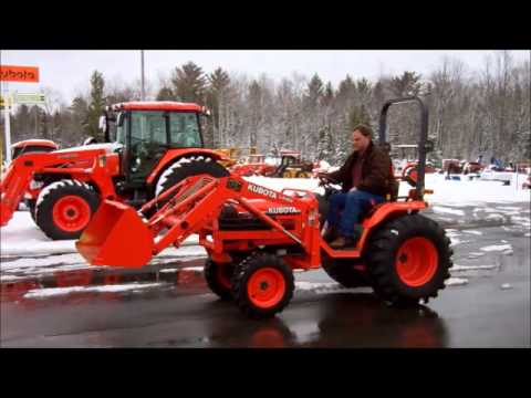 Kubota B7800hsd For Sale Youtube
