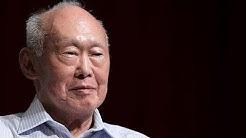 Lee Kuan Yew der Mann der Singapur an die Weltspitze führte, gestorben