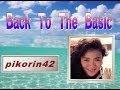 杏里さんの『Back to the Basic』を歌いました