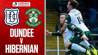 Dundee 0-3 Hibernian | Hibs Hit Three Past Winless Dundee! | Ladbrokes Premiership