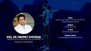 Geç kalınmış osteoporoz hastasında hangi yöntemler kullanılır? - DOÇ. DR. MEHMET AYDOĞAN