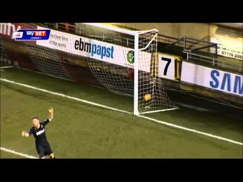 Some goals from Nicky Adams