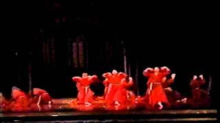DANCE ALIVE NATIONAL BALLET - CARMINA BURANA