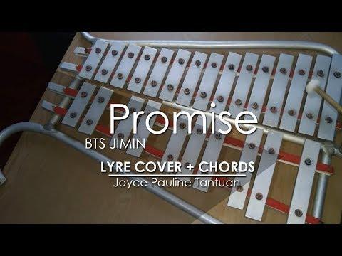 promise - bts jimin - lyre cover