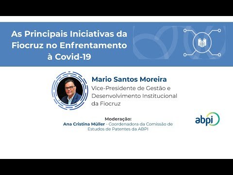 Webinar - Principais Iniciativas da Fiocruz no Combate ao Covid-19
