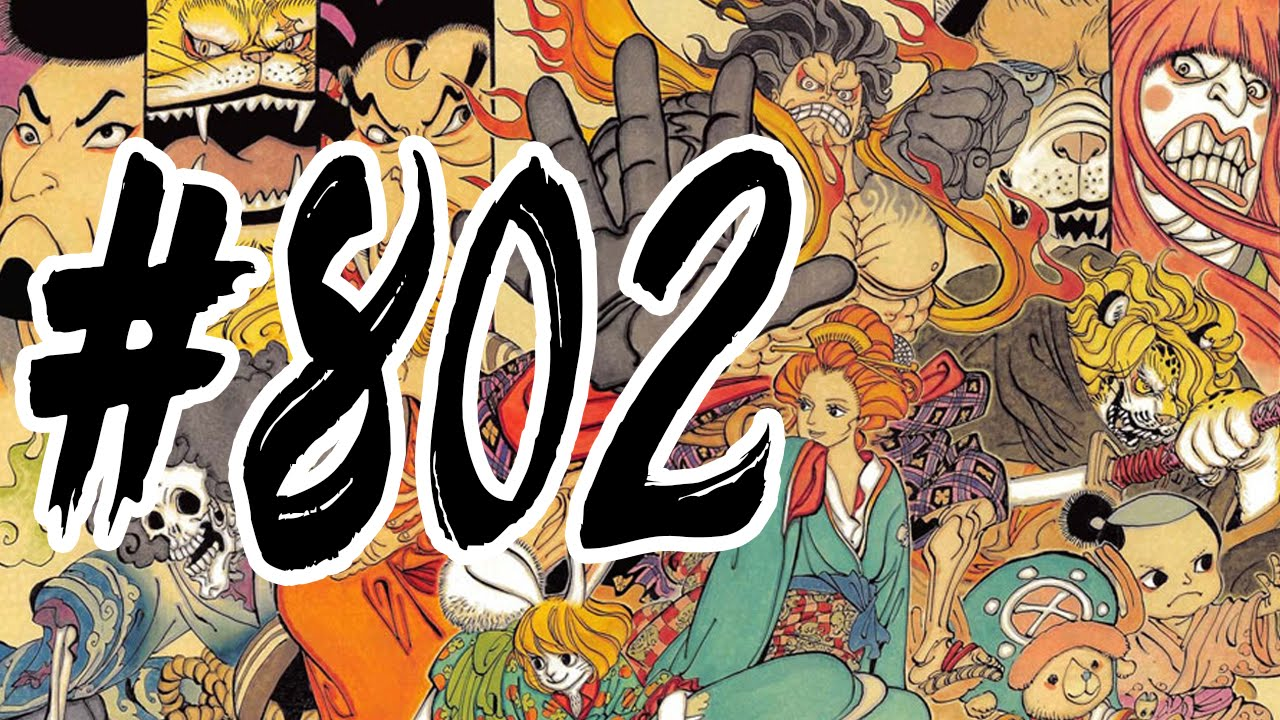 SdR Live - ONE PIECE Capitolo 802 - YouTube