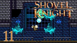 Shovel Knight Walkthrough Part 11 - Spooky Ghost Boss