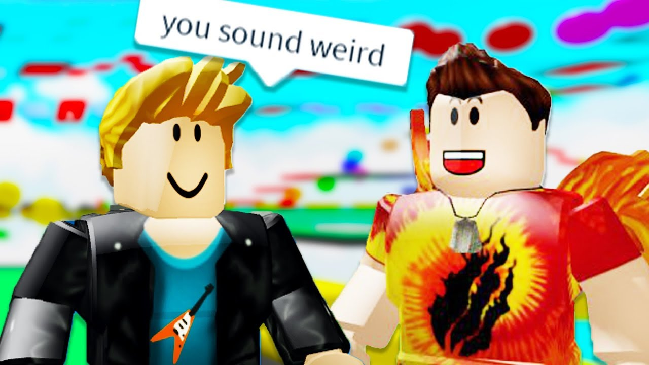 Roblox Obby But My Voice Gets Higher Every Death Youtube