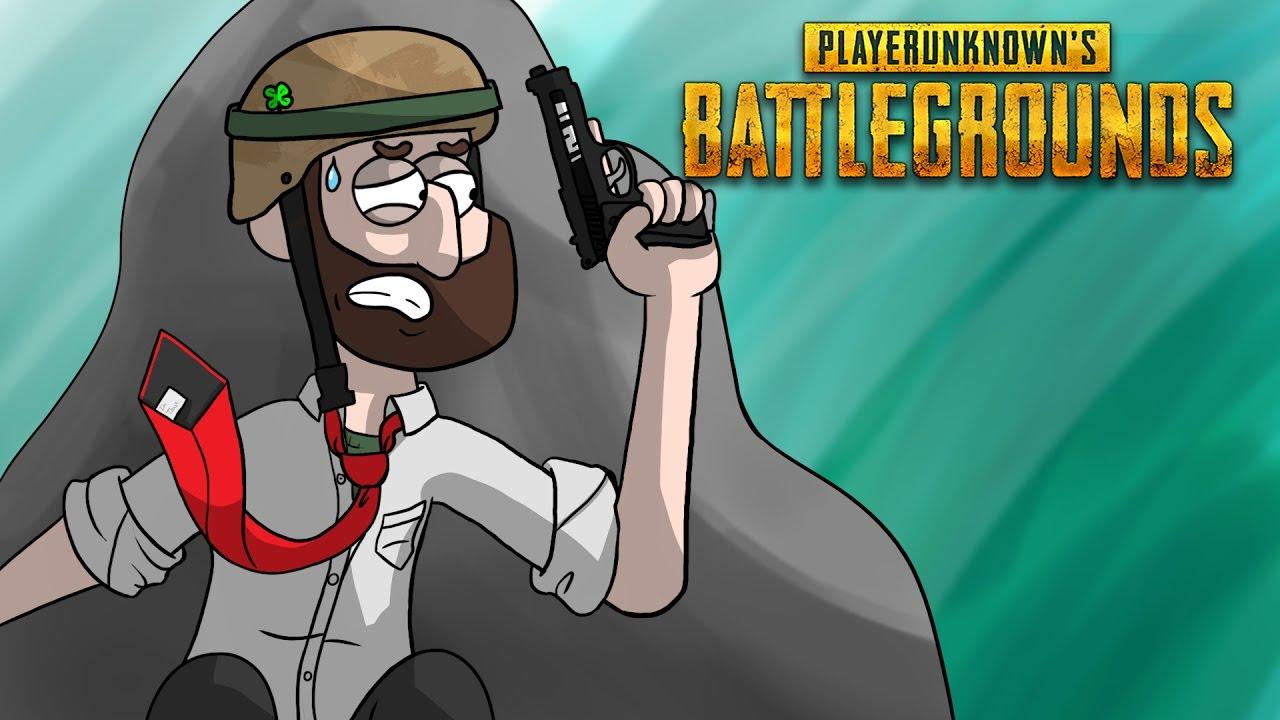 Playerunknown S Battlegrounds Cartoon: PlayerUnknown's Battlegrounds (PUBG) - YouTube