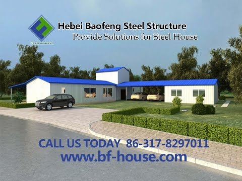 Hebei Baofeng Prefabricated  House Show