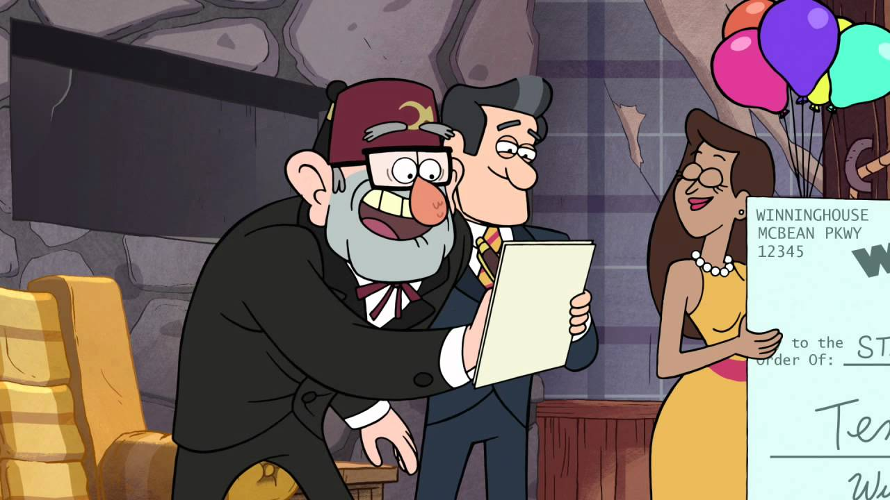 Little Dipper - Clip - Gravity Falls - Disney Channel Official