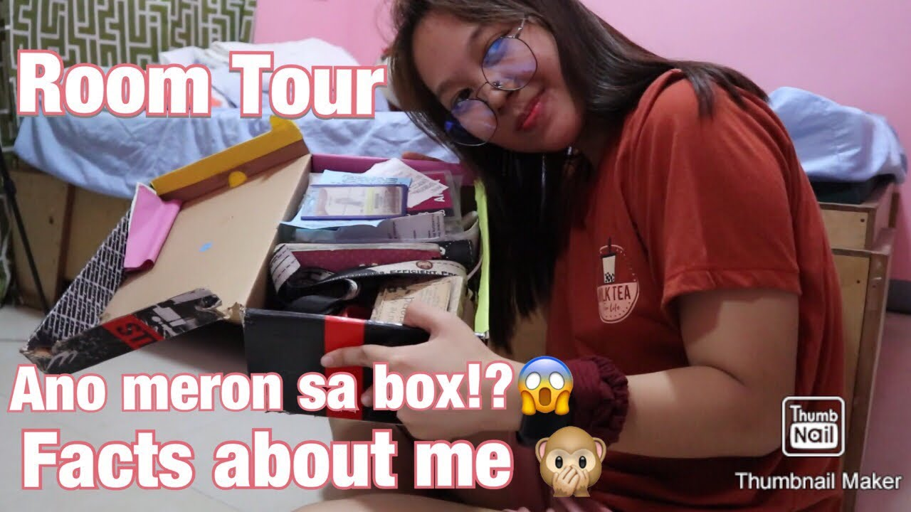 Room Tour + Facts About Me | Anna