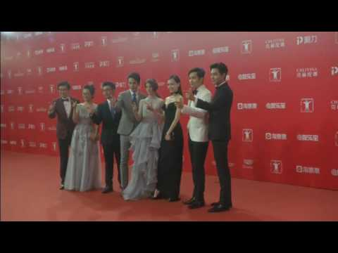 160613 6133  CHINA SHANGHAI FILM FESTIVAL