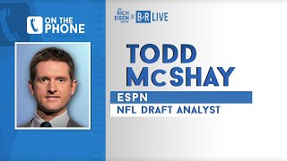 ESPN's Todd McShay Talks NFL Combine & Draft with Rich Eisen | Full Interview | 2/24/20