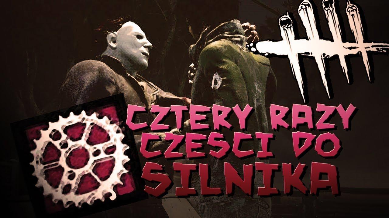 CZTERY RAZY CZĘŚCI OD SILNIKA! | Dead By Daylight [#94] (With: Kiszak, Plaga, Diabeuu)