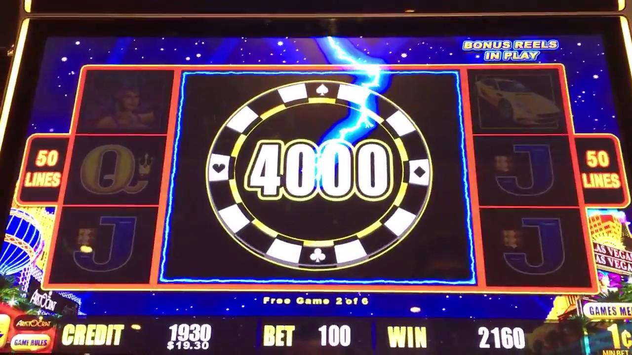 Lightning link slot machine online free