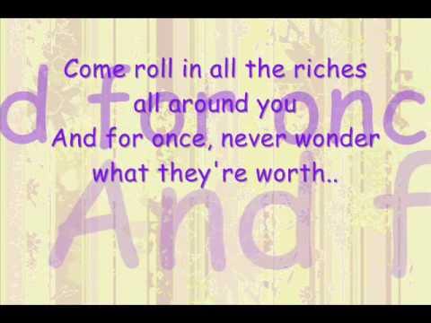 Vanessa Hudgens -- Color Of The Wind -- lyrics