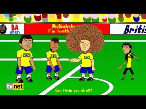 Penalty neymar brasil-croatia