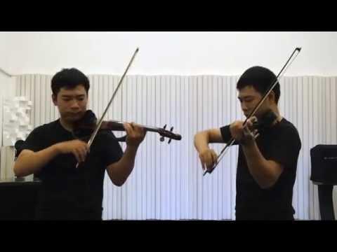 Allegretto - Bond (Electric Violin Cover)