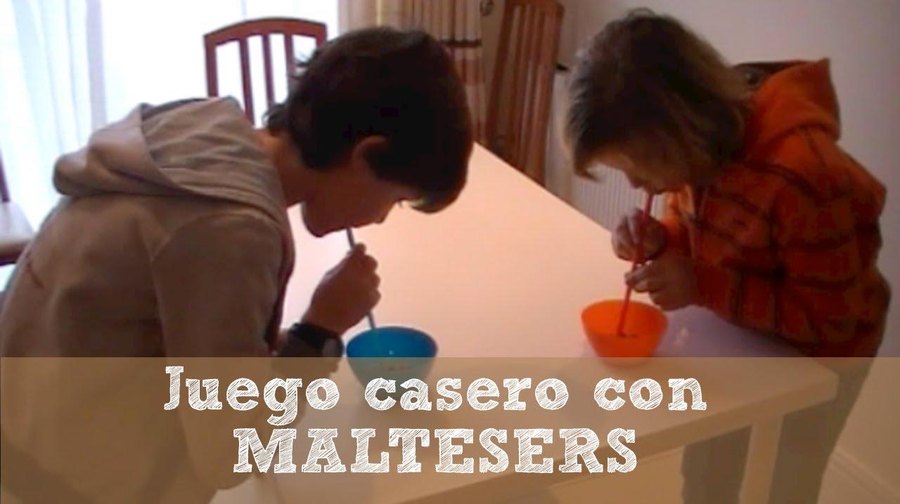 Juegos Infantiles Y Actividades Para Ninos Juego Con Maltersers