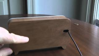 C-Dock for iPhone 4 Review