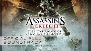 AC3 The Tyranny of the King Washington OST - Assassin's Creed III Main Theme (WoS Remix) (Track 01)