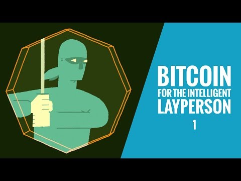 Bitcoin For The Intelligent Layperson. Part One: Context.