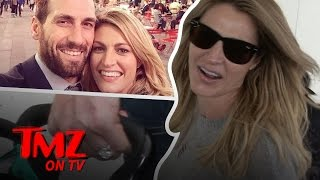Erin Andrews Officially Confirms Engagement to Jarret Stoll | TMZ TV