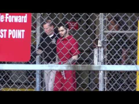 Esteban Santiago, es tranferido el martes de la cárcel de Broward a un tribunal de esa ciudad