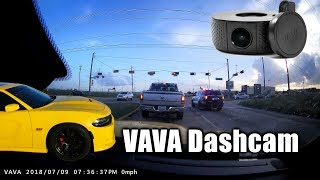 VAVA Dashcam review. It's actually really good!