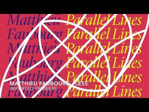 Matthieu Faubourg - Less