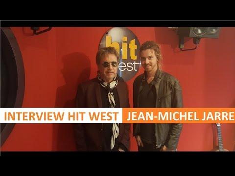 JEAN-MICHEL JARRE : interview Hit West (novembre 2016)